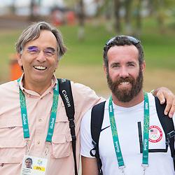 Brazil Rio de Janeiro 2. August 2016 Marina di Gloria, Rio 2016 Olympic Games<br /> Preparation day<br /> <br /> <br /> ©Jürg Kaufmann go4image.com