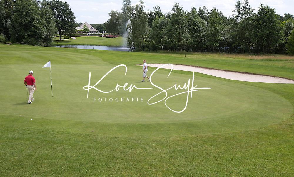 OOSTERHOUT - Oosterhoutse Golf Club. FOTO COPYRIGHT KOEN SUYK
