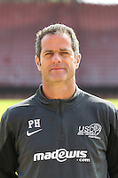 Philippe HINSCHBERGER - 11.07.2014 - Creteil / UNFP - Match Amical <br /> Photo : Andre Ferreira / Icon Sport