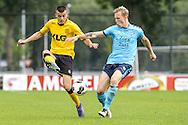 12-07-2016: Voetbal: Jong FC Utrecht v Jong Roda JC: Utrecht<br /> <br /> (L) Livio Mills van Roda JC<br /> <br /> De eerste thuiswedstrijd van de oefencampagne van Jong FC Utrecht . De Jupiler League-ploeg van trainer/coach Robin Pronk won op Sportcomplex Zoudenbalch met 3-2 van de beloftenformatie van Roda JC Kerkrade<br /> <br /> Foto: Gertjan Kooij