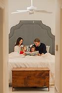 Nichol's family Christmas lifestyle session. Photo by Dan Henry / DanHenryPhotography.com