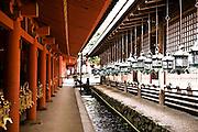 Kasuga-taisya Shrine.