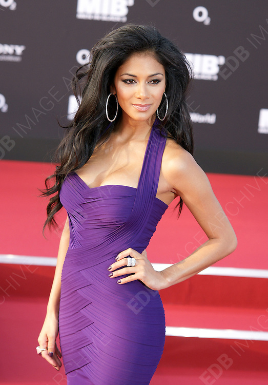 14.MAY.2012. BERLIN<br /> <br /> NICOLE SCHERZINGER ATTENDING THE MEN IN BLACK 3 PREMIERE AT THE 02 ARENA IN BERLIN<br /> <br /> BYLINE: EDBIMAGEARCHIVE.COM<br /> <br /> *THIS IMAGE IS STRICTLY FOR UK NEWSPAPERS AND MAGAZINES ONLY*<br /> *FOR WORLD WIDE SALES AND WEB USE PLEASE CONTACT EDBIMAGEARCHIVE - 0208 954 5968*