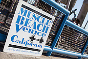 World Famous Venice Beach California