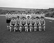 17/03/1971<br /> 03/17/1971<br /> 17 May 1971<br /> Railway Cup Football Final Connacht v Ulster at Croke Park, Dublin. The Ulster team.
