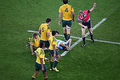 Australia v Argentina Raw