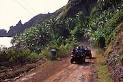 Tour, Pitcairn Island<br />