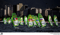 RS:X Women - Windsurfer