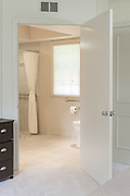 ADA compliant bathroom done by Karlovec and Co. on Hazelmere in Shaker Hights.