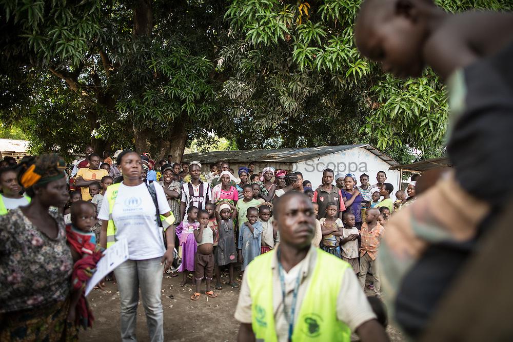 DRC / Burundi Refugees / .../ UNHCR / F.Scoppa / May 2015
