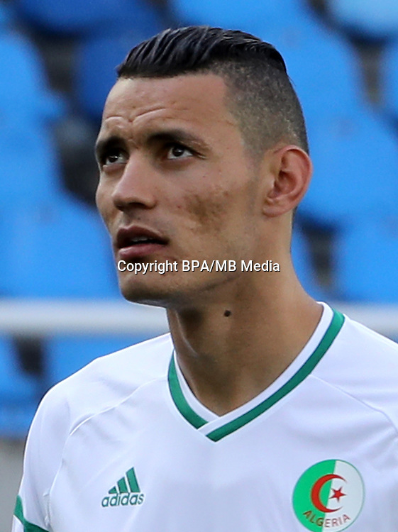 Fifa Men&acute;s Tournament - Olympic Games Rio 2016 - <br /> Algeria National Team -  <br /> Oussama DARFALOU
