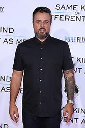 """Michael Carney at the Paramount Pictures And Pure Flix Entertainment's """"Same Kind Of Different As Me"""" Premiere held at the Westwood Village Theatre on October 12, 2017 in Westwood, California, USA (Photo by Art Garcia/Sipa USA)"""