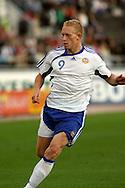 16.08.2006, Olympic Stadium, Helsinki, Finland.<br />Friendly Internatinal Match, Finland v Northern Ireland.<br />Mikael Forssell - Finland<br />©Juha Tamminen<br /><br /><br />..ARK:k