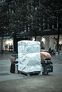 Escultura de la pobreza