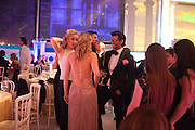 KEELEY WALKER, Grey Goose Winter Ball to benefit the Elton John Aids Foundation. Battersea Power Station. London. 10 November 2012.