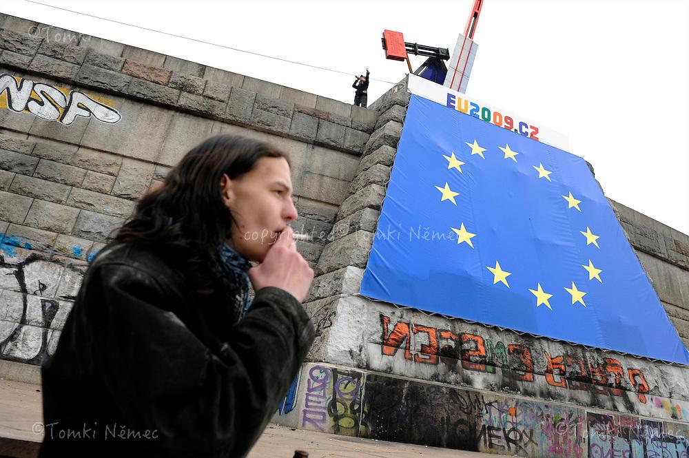 Kyvadlo Letna,Praha,EU