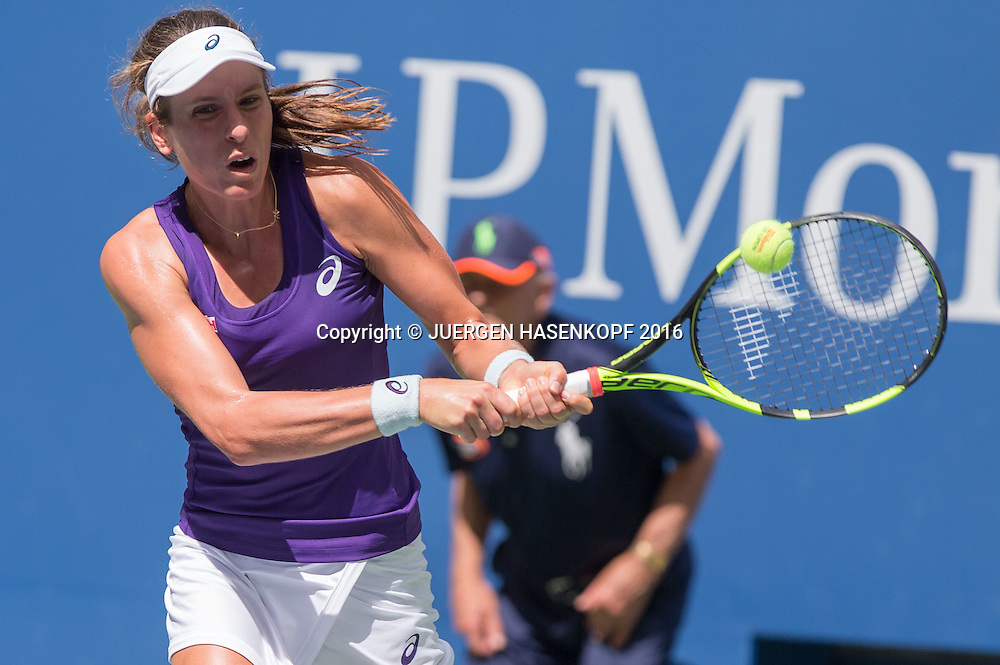 JOHANNA KONTA (GBR)<br /> <br /> Tennis - US Open 2016 - Grand Slam ITF / ATP / WTA -  USTA Billie Jean King National Tennis Center - New York - New York - USA  - 4 September 2016.
