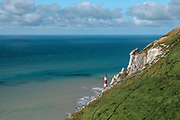 Beachy Head, Seven Sisters, South Downs, East Sussex, England, UK