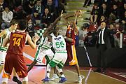 DESCRIZIONE : Roma Lega A 2011-12 Acea Virtus Roma Sidigas Avellino<br /> GIOCATORE : Clay Tucker<br /> CATEGORIA : passaggio<br /> SQUADRA : Acea Virtus Roma<br /> EVENTO : Campionato Lega A 2011-2012<br /> GARA : Acea Virtus Roma Sidigas Avellino<br /> DATA : 18/12/2011<br /> SPORT : Pallacanestro<br /> AUTORE : Agenzia Ciamillo-Castoria/ElioCastoria<br /> Galleria : Lega Basket A 2011-2012<br /> Fotonotizia : Roma Lega A 2011-12 Acea Virtus Roma Sidigas Avellino<br /> Predefinita :