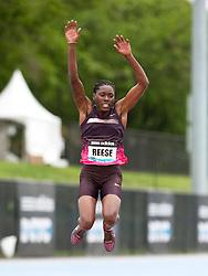 adidas Grand Prix track & field: Diamond League professional meet, Brittany Reese, USA, womens long jump