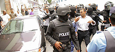 MAR 05 2013 Mohammed Nasheed Arrested