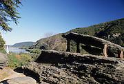 Jefferson Rock, Harper's Ferry, West Virginia