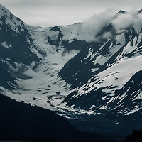 Mountains south of Turnagain Arm