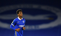 Football - 2020 / 2021 EFL Cup - Round Two - Brighton & Hove Albion vs Portsmouth<br /> <br /> Brighton & Hove Albion's Bernardo, at the Amex Stadium.<br /> <br /> COLORSPORT/ASHLEY WESTERN