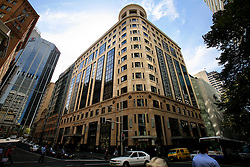 AUSTRALIA NEW SOUTH WALES SYDNEY 26FEB08 - Stock Exchange building in downtown  Sydney, Australia..jre/Photo by Jiri Rezac..© Jiri Rezac 2008..Contact: +44 (0) 7050 110 417.Mobile:  +44 (0) 7801 337 683.Office:  +44 (0) 20 8968 9635..Email:   jiri@jirirezac.com..Web:    www.jirirezac.com..© All images Jiri Rezac 2008 - All rights reserved.