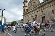 Ciclovia Car-free Street Festival - Bogota - Colombia