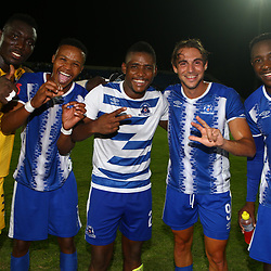 12,01,2018 Maritzburg United and Bloemfontein Celtic