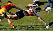 Dunedin-Rugby, John McGlashan College V Dunstan High School 24 May 2014