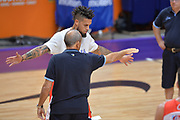 Daniel Hackett<br /> Nazionale Italiana Maschile Senior<br /> Allenamento<br /> FIP 2017<br /> Tel Aviv, 29/08/2017<br /> Foto Ciamillo - Castoria/ Michele Longo