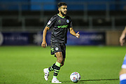 Forest Green Rovers Dominic Bernard(3) during the EFL Sky Bet League 2 match between Carlisle United and Forest Green Rovers at Brunton Park, Carlisle, England on 17 September 2019.