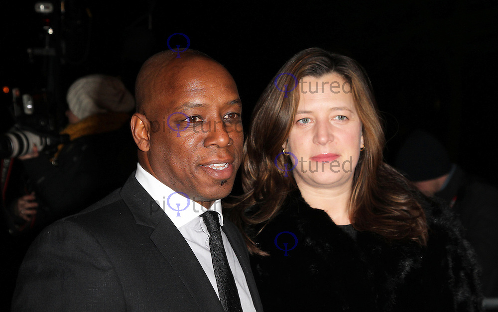 LONDON - DECEMBER 06: Ian Wright attended 'A Night of Heroes: The Sun Military Awards' at the Imperial War Museum, London, UK. December 06, 2012. (Photo by Richard Goldschmidt)