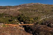 Serro_MG, Brasil...Ponte sobre o  Rio Jequitinhonha em Serro, Minas Gerais...Bridge over Jequitinhonha river in Serro, Minas Gerais...Foto: LEO DRUMOND / NITRO