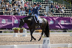 George Michele, BEL, Fusion Old<br /> FEI European Para Dressage Championships - Goteborg 2017 <br /> © Hippo Foto - Lafrenz