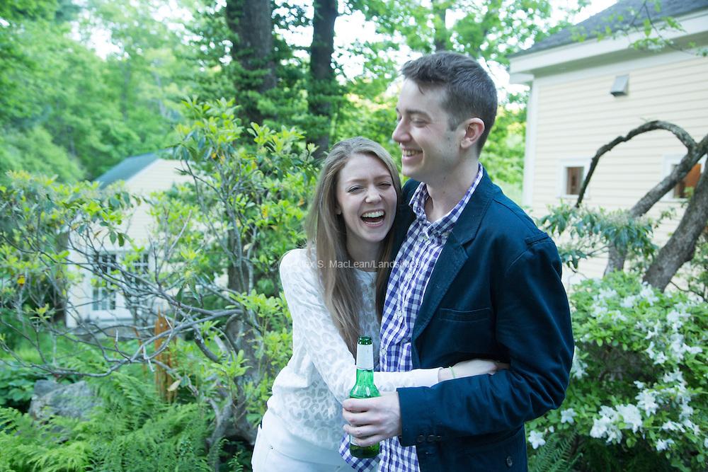 Mike Curren's Wedding Reception