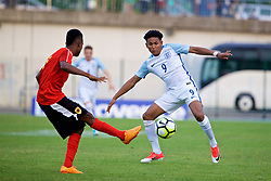 AUBAGNE, FRANCE - Monday, May 29, 2017:  England's Demetri Mitchell during the Toulon Tournament Group A match between England U18 and Angola U20 at the Stade de Lattre-de-Tassigny. (Pic by David Rawcliffe/Propaganda)