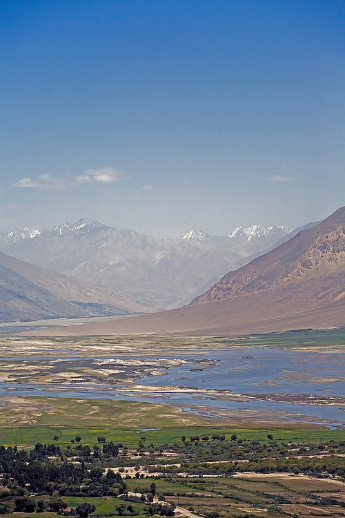 The strategic Wakhan Valley, shared by Tajikistan and Afghanistan