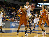 2012 NCAA Women's Basketball Tournament West VA - Texas