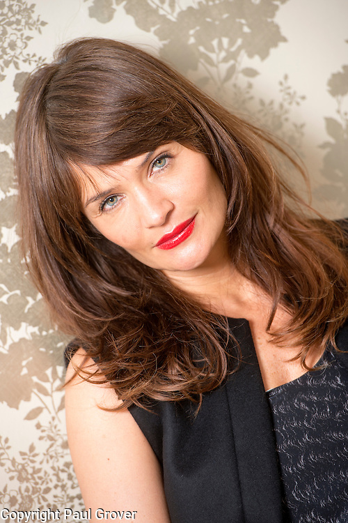 Mcc0053145.DT News. Fenwicks of Bond Street.Helena Christensen launches her SS14 lingerie collection for Triumph