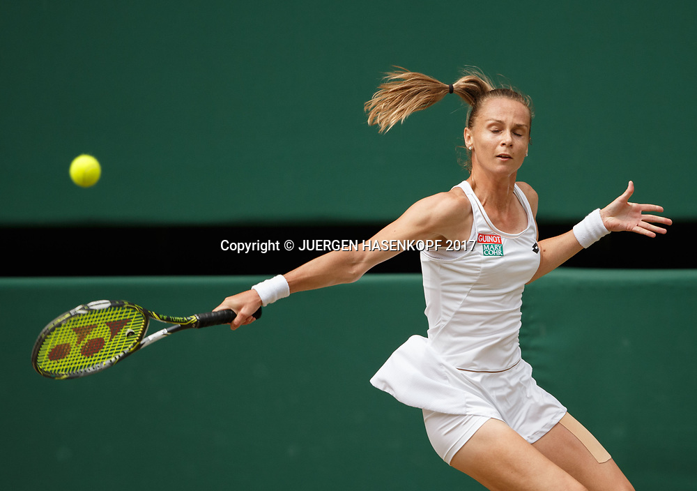 MAGDALENA RYBARIKOVA (SVK)<br /> <br /> Tennis - Wimbledon 2017 - Grand Slam ITF / ATP / WTA -  AELTC - London -  - Great Britain  - 13 July 2017.