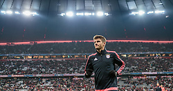 04.11.2015, Allianz Arena, Muenchen, GER, UEFA CL, FC Bayern Muenchen vs FC Arsenal, Gruppe F, im Bild Thomas Mueller (FC Bayern) // during the UEFA Champions League group F match between FC Bayern Munich and FC Arsenal at the Allianz Arena in Munich, Germany on 2015/11/04. EXPA Pictures © 2015, PhotoCredit: EXPA/ JFK