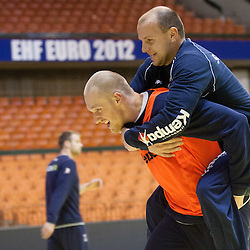 20120121: SRB, Handball - EHF EURO 2012, Day Seven