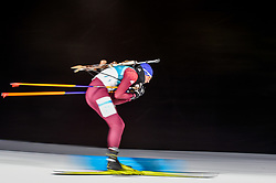February 11, 2018 - Pyeongchang, Gangwon, South Korea - Antonin Guigonnat of France at Mens 10 kilometre sprint Biathlon at olympics at Alpensia biathlon stadium, Pyeongchang, South Korea on February 11, 2018. (Credit Image: © Ulrik Pedersen/NurPhoto via ZUMA Press)