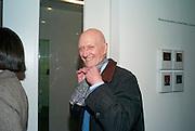 ALLEN JONES, Modern Moral Matters. Exhibition of work by Richard Hamilton. Serpentine. London. 2 March 2010