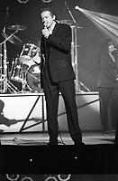 Mick Hucknall, Simply Red, The BRIT Awards 1992 <br /> Wednesday 12 Feb 1992<br /> Hammersmith Odeon, London, England<br /> Photo: John Marshall, JM Enternational
