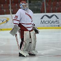 Men's Ice Hockey: Saint John's University (Minnesota) Johnnies vs. Gustavus Adolphus College Gusties