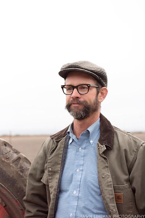 Tim Campion, Farm Manager of Swanton Berry Organic Strawberry Farm